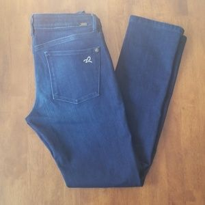 NWOT DL1961 Mid-rise Skinny Ankle Jeans